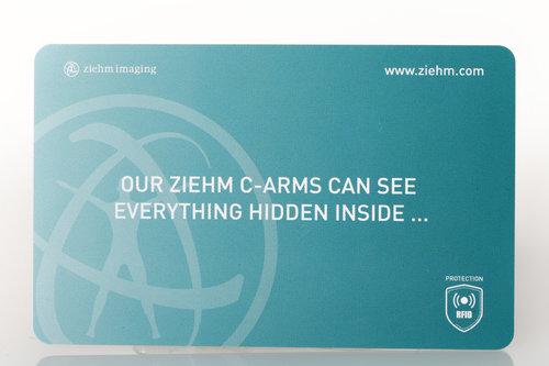 RFID Card von Ziehm Imaging
