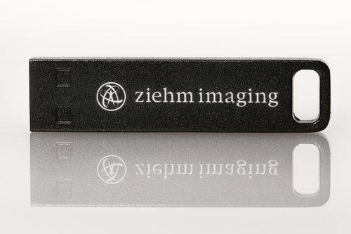 "USB-Stick 8GB ""Iron Care"" of Ziehm Imaging"
